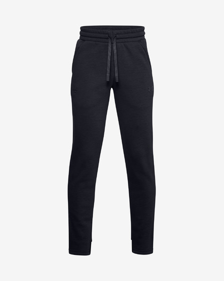 Under Armour Project Rock CC Fleece Pantaloni de trening pentru copii