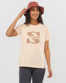 Salomon Outlife Big Logo Tricou