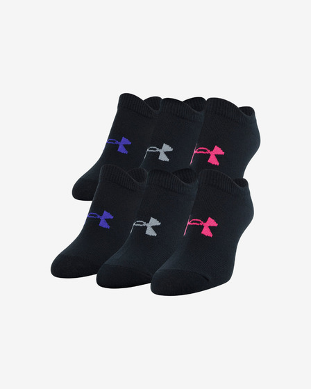 Under Armour Essentials Șosete 6 perechi pentru copii