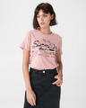 SuperDry Photo Rose Entry Tricou