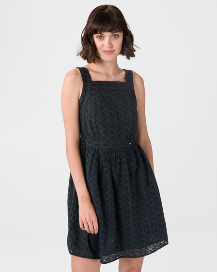 SuperDry Blaire Broderie Rochie